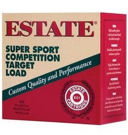 "Estate Estate 12GA 2.75"" 1 1/8oz #8 case / 200rds"