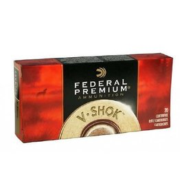 Federal Federal Premium 222 Rem 40GR Nosler Ballistic Tip (P222C)