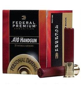 "Federal Federal Premium 410GA Handgun 3"" Buckshot 000 (PD413JGE000)"