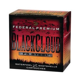 "Federal Federal Premium Black Cloud Steel 12GA 3.5"" 1 1/2oz BB (PWB134BB)"