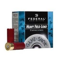 """Federal Federal 12GA 2.75"""" 1 1/8oz #6 (H1236)"""