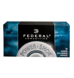 Federal Federal 243 Win 100Gr SP Power Shok (243B)