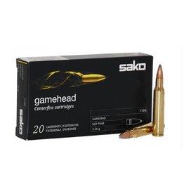 Sako Sako Gamehead 243 Win 100gr 20rnd (C615113ESA10)