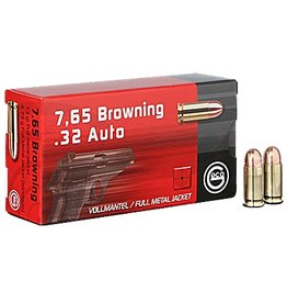Geco Geco 7.65 Browning/32 Auto 73gr FMJ (2317703)