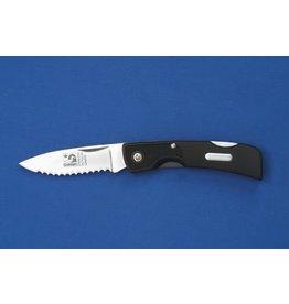 Grohmann Knives Grohmann Featherweight Lockblade Serrated (Z390SW)