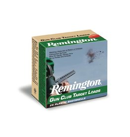 "Remington Remington Gun Club Target Load GC12L8 12GA 2.75"" 1 1/8oz #8"