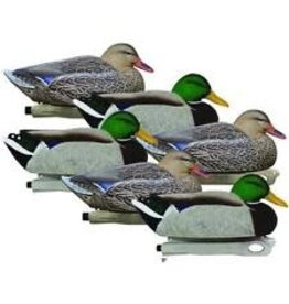 Hard Core Hard Core Mag Floating Mallards 6pk (01-200-0003)
