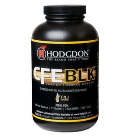 Hodgdon Hodgdon CFE Black 1lb Powder