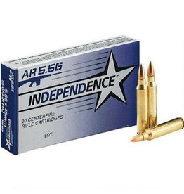 Federal Federal Independence 5.56x45mm 55gr FMJ (XM1931)