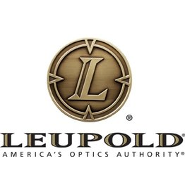 "Leupold Leupold STD 1"" Rings Med Matte Blued 2 hole (49901)"