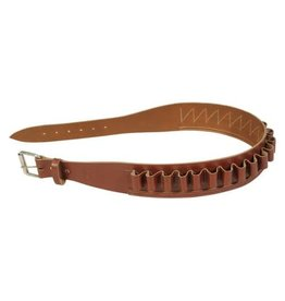 "Levy Levy's Shotgun shell Belt 42""Walnut"