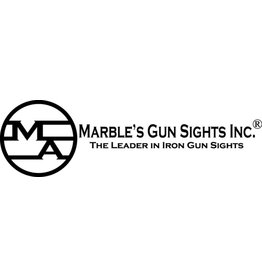 Marble Arms Marble Arms MR69W High Folding Leaf Flat Top Sight