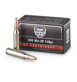 MFS MFS 308 Win (7.62x51) 140gr SP (2317567)