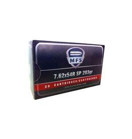 MFS Barnaul 7.62x54 203gr SP Case - 500rds (2317576)