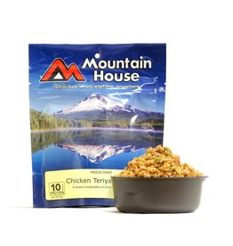 Mountain House Mountain House Chicken Teriyaki/Rice (53124122)