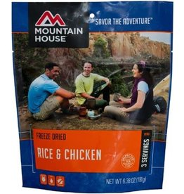 Mountain House Mountain House Rice & Chicken