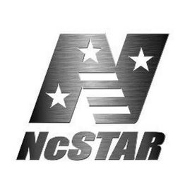 "NC Star NcStar 3/8""dovetail 1""rings matte"