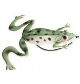 Berkley Berkley Powerbait Kicker Frog Leopard Frog