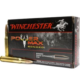Winchester Winchester 30-06 Sprg 180gr Power Max Bonded PHP (X30064BP)
