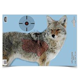 Birchwood Casey Pregame Splattering Coyote Target (35405)
