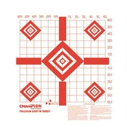 Champion Champion Redfield Style Targets 100 pk (47387)