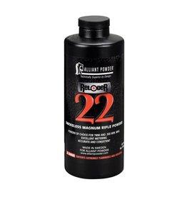 Alliant Reloder 22 Reloader Powder 1lb (R22)
