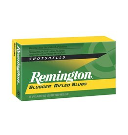 "Remington Remington 28608 20GA 2 3/4"" 1/2 oz Slugger 5rd box"