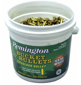 Remington Remington 22 LR Bucket O' Bullets 1400rd (21231)