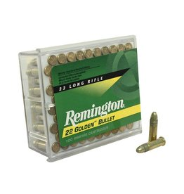 Remington Remington 22 LR Golden Bullet 100rd box (21276)