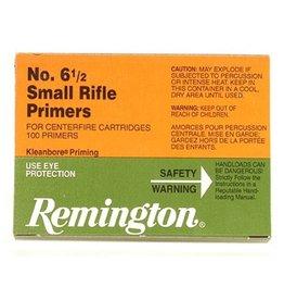 Remington Remington No.6-1/2 Sm Rifle Primers/Box 100 (22606)   ct