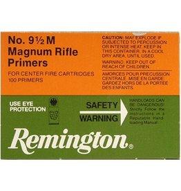 Remington Remington No.9 1/2 M Magnum Rifle Primers/Box 100ct (22622)