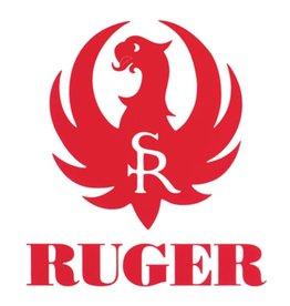 "Ruger Ruger 1"" Rings Medium SS(gray) (90294)"