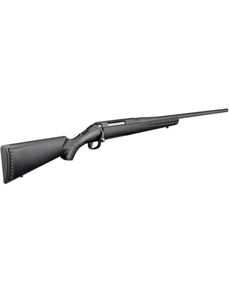 Ruger Ruger American 243 Win Composite Blk synthetic stock 22