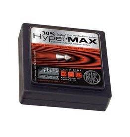RWS RWS .177 HyperMax HV Field Pellets 100rd (2317534)