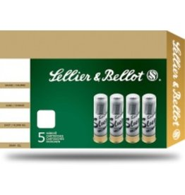 Sellier & Bellot Sellier & Bellot 16ga 1oz Slug 5rd box