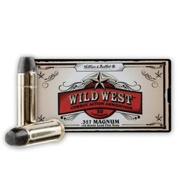 Sellier & Bellot Sellier & Bellot 357 Mag Cowboy 158gr lead FN 50rd (31188)