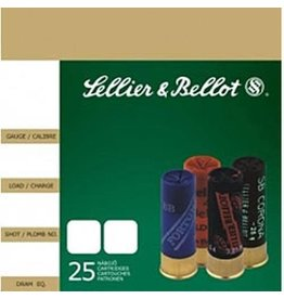 "Sellier & Bellot Sellier & Bellot 410GA 2.5"" 7/16oz #6 Shot   S&B-V13576"