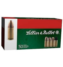 Sellier & Bellot Sellier & Bellot 44Mag 240gr SP (311402)