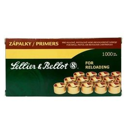 Sellier & Bellot Sellier & Bellot Lrg Mag Rifle Primers/Brick 1000ct