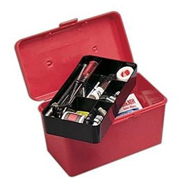 MTM MTM Shooters Tool Box Red (STB130)