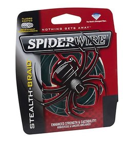 Spider Wire Spider Wire Stealth Braid 40lb Moss Green