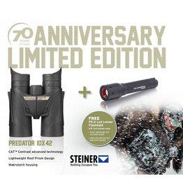 Steiner Steiner Predator 10x42 Binoculars w/ P5.2 Flashlight