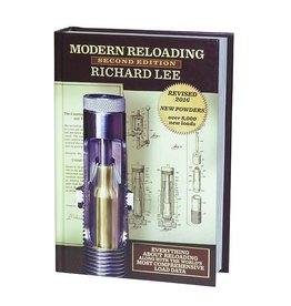 Lee Precision Inc Lee Modern Reloading Manual second edition (90277)
