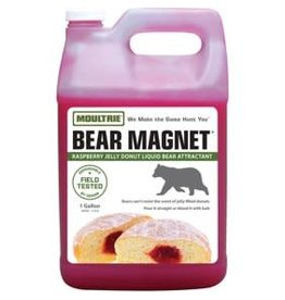 Moultrie Moultrie Bear Magnet Raspberry Jelly Donut