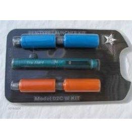 Tru Flare Tru Flare Pen-Type Launcher Kit w/b & w (02CWKIT)