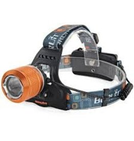 Unknown Boruit Dual Light Source Zoom LED Headlamp