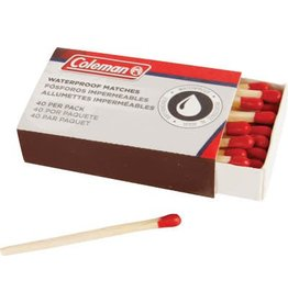 Coleman Coleman Waterproof Matches 4 pack (2000015174)