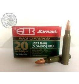 Barnaul Barnaul 223 Rem 55gr FMJ (2317565FMJ)