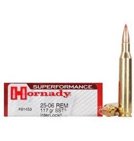 Hornady Hornady Superformance 25-06 Rem 117gr SST (81453)