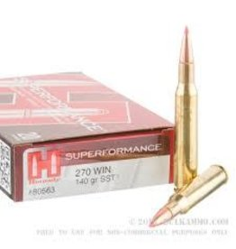 Hornady Hornady Superformance 270 Win 140Gr SST (80563)